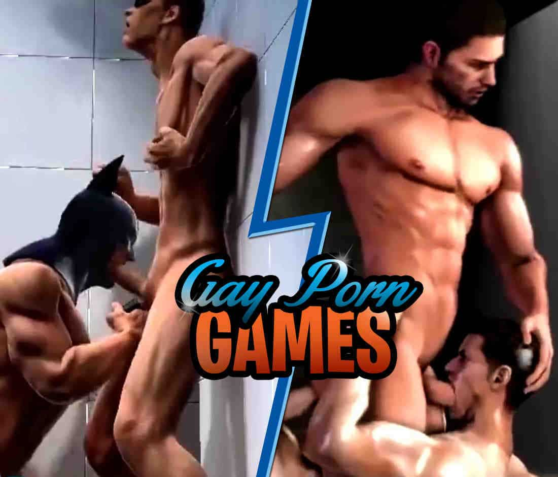 Online Gay Sex Games – Free Sex Gay Games
